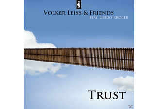 Volker Leiss & Friends Feat. Guido Kröger - Trust - (CD)
