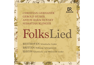 Gerhaher/Huber - Folkslied - (CD)