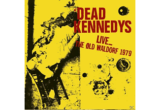 Dead Kennedys - Live... The Old Waldorf 1979 - (CD)