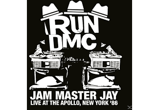 Run-D.M.C. - Jam Master Jay-Live At The Apollo, New York 86 - (CD)
