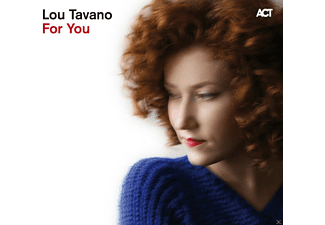Lou Tavano - For You - (CD)
