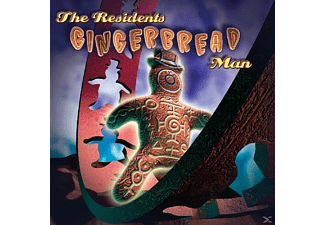 The Residents - The Gingerbread Man [CD]