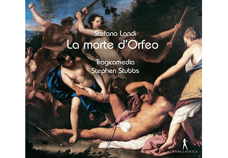 VARIOUS, Ensemble Currende - Landi: La Morte D'orfeo - (CD)