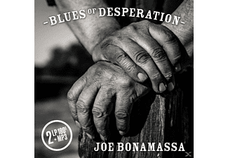 Joe Bonamassa - Blues Of Desperation (2 Lpgatefold Black Vinyl + Mp3) | Vinyl