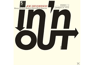 Joe Henderson - In 'n' Out (Ltd.180g Vinyl) - (Vinyl)