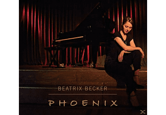 Beatriz Becker - Phoenix [CD]