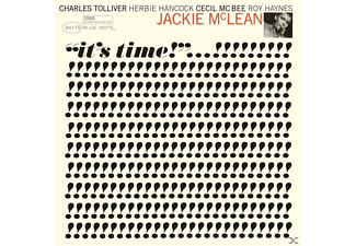 Jackie Mclean - It's Time! (Ltd.180g Vinyl) - (Vinyl)