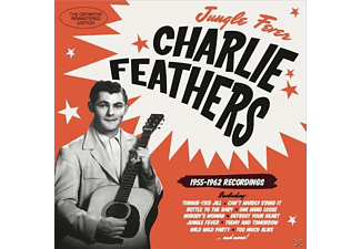 Charlie Feathers - Jungle Fever 1955-1962 Recordings [CD]