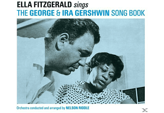 Ella Fitzgerald - Sings The George & Ira Gershwin Song Book - (CD)