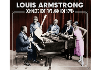 Louis Armstrong - Complete Hot Five And Hot Seven [CD]