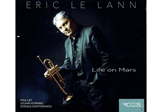 Eric Le Lann - Life On Mars - (CD)