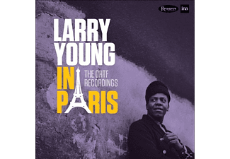 Larry Young - Larry Young In Paris - (CD)