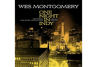 Wes Montgomery - One Night In Indy - (CD)