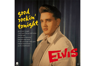 Elvis Presley - Good Rockin' Tonight+8 Bonus Tracks (Ltd.180g V | Vinyl