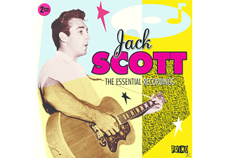 Jack Scott - Essential Recordings [CD]