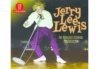 Jerry Lee Lewis - Absolutely Essential - (CD)