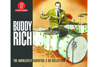Buddy Rich - Absolutely Essential - (CD)