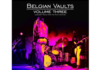 Various - Belgian Vaults Vol.3 - (Vinyl)
