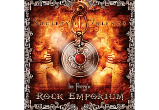Ian Parry`s Rock Emporium - Society Of Friends [CD]