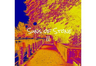 Suns Of Stone - Suns Of Stone - (CD)
