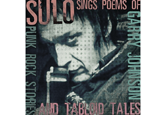 Sulo - Sings The Poems Of Garry Johnson [CD]