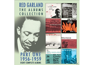 Red Garland - The Albums Collection Part One: 1956-1959 - (CD)