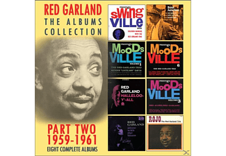 Red Garland - The Albums Collection Part Two: 1959-1961 - (CD)