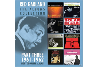 Red Garland - The Albums Collection Part Three: 1961-1962 - (CD)