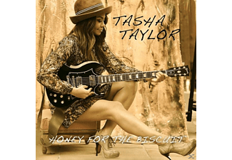 Tasha Taylor - Honey For The Biscuit (180gr.Vinyl) - (Vinyl)