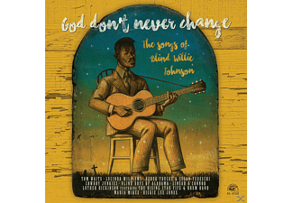 VARIOUS - God Don't Never Change: The Songs Of Blind Willie - (Vinyl)