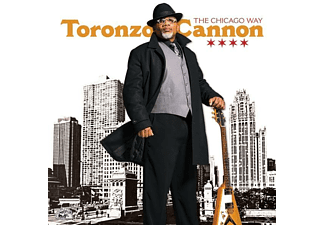 Toronzo Cannon - The Chicago Way - (CD)