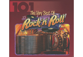 VARIOUS - 101: The Very Best Of Rock'n'roll (4cd) - (CD)