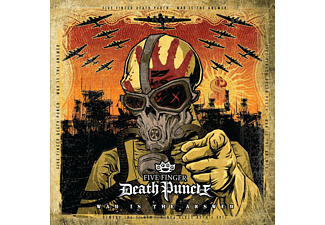 Five Finger Death Punch - War Is The Answer (Vinyl) - (Vinyl)