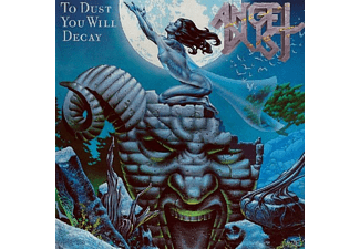 Angel Dust - To Dust You Will Decay - (CD)