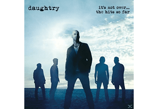 Daughtry It's Not Over....The Hits So Far CD