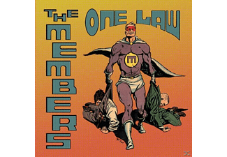 Members - One Law - (CD)