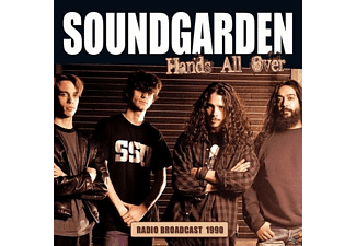 Soundgarden - Hands All Over/Radio Broadcast [CD]