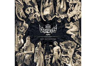 Deathless Legacy - The Gathering - (CD)
