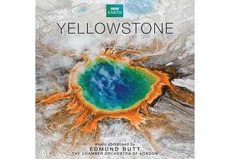 Ost-original Soundtrack - Yellowstone - (CD)