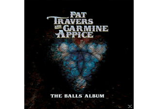 Travers & Appice - Balls Albums - (CD)
