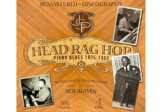 VARIOUS - Head Rag Hop - (CD)