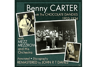 Benny Carter - With The Chocolate Dandies - (CD)