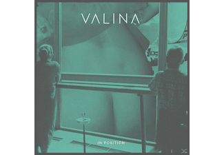 Valina - In Position - (Vinyl)