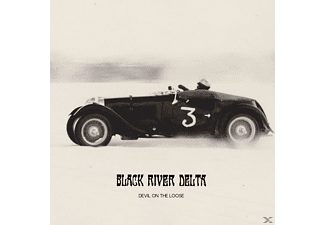 Black River Delta - Devil On The Loose - (CD)
