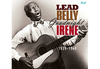 Lead Belly - Goodnight Irene 1939-1948 - (CD)