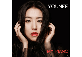Younee - My Piano - (CD)