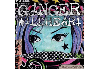 Ginger Wildheart - The Year Of The Fanclub - (CD)