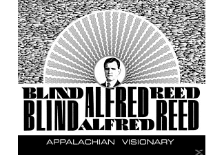 Blind Alfred Reed - Appalachian Visionary [CD + Buch]