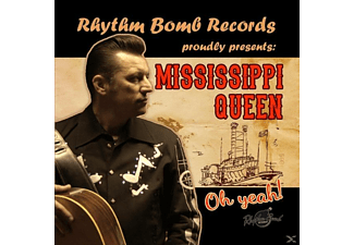 Mississippi Queen - Oh Yeah! - (CD)