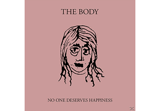 The Body - No One Deserves Happiness - (CD)